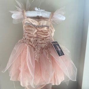 NWT Fairy Dust Tutu Costume 4-5T